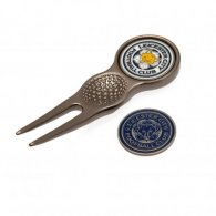 Leicester City F.C. Divot Tool & Marker