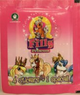 Wholesale Filly Princess Stickers Ponies Horses Party Bag (2000)