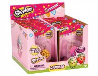 Wholesale Shopkins Keyrings 6 Assorted Designs
