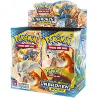 Wholesale Pokemon UNBROKEN BONDS TCG Booster Card CDU (36 pcs)