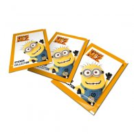 Wholesale Box Despicable Me 2 Minions Stickers (50 packs)