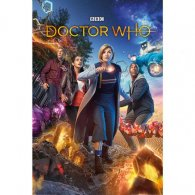 Doctor Who Poster Chaotic 260
