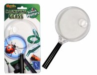 Magnifying Glass Twin 15cm 24 pce Inner