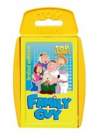 Top Trumps - Family Guy( 6 pack)