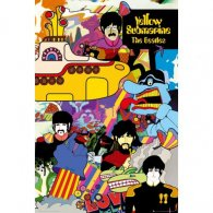 The Beatles Poster Yellow Submarine 204