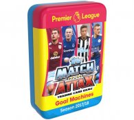 Wholesale Topps Match Attax Football MEGA Tins 2017/18 (12 pcs)