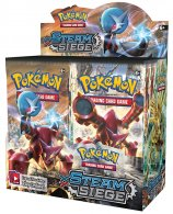 Wholesale Pokemon Trading Card Game XY11 STEAM SIEGE Booster Box