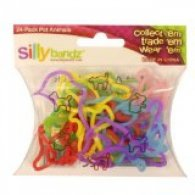 Wholesale Box of Silly Bandz Rubber Bands Shaped - PETS (12 pcs)