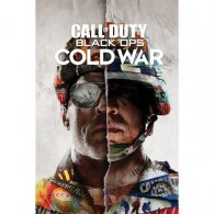 Call Of Duty Cold War Poster Split 290
