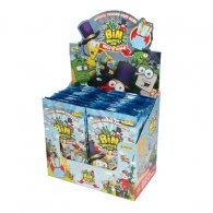 Full Box of Panini Bin Weevils Trading Cards (50 packs)