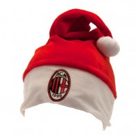 A.C. Milan Supersoft Santa Hat