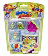 Wholesale Superzings Series 3 - 5 PACK BLISTER Toys Games