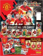 Panini Manchester United Adrenalyn XL 2012/13 Trading Cards