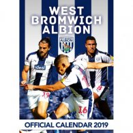 West Bromwhich Albion F.C. Calendar 2019