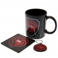 Game Of Thrones Mug & Coaster Set Targaryen