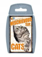 UK Wholesale Top Trumps - CATS Card Game Kids Toys (6 packs)