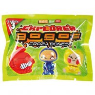 Wholesale Gogos Crazy Bones Explorer Packets Series 3 (30 pcs)