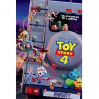 Toy Story 4 Poster 149