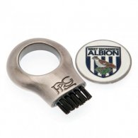 West Bromwich Albion F.C. Gruve Brush & Marker