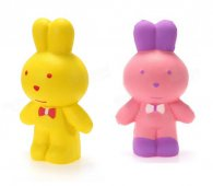 Wholesale Squishies Squishy RABBIT Slow Rising Soft Toys (3 pcs)
