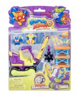 Wholesale Superzings Super Zings TOTAL DEMOLITION Blister Pack