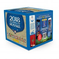 Wholesale Panini Fifa World Cup Russia 2018 STICKER PACKET (100)