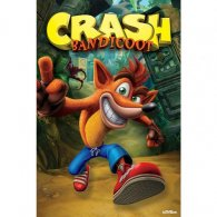 Crash Bandicoot Poster 200