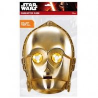 Star Wars Mask C-3PO