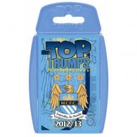 Top Trumps - Manchester City Football Club 2012/13 (12 packs)