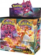 Wholesale Pokemon DARKNESS ABLAZE Boosters CDU (36 pcs)