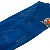 Manchester United F.C. 1968 European Cup Final Signed Shirt