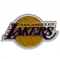 Los Angeles Lakers Badge