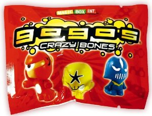 Wholesale Gogos Crazy Bones Loose Packets - Series 1 (30 packs)
