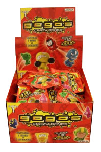 Wholesale Gogos Crazy Bones Series 1 One Pack CDU (45 pcs)