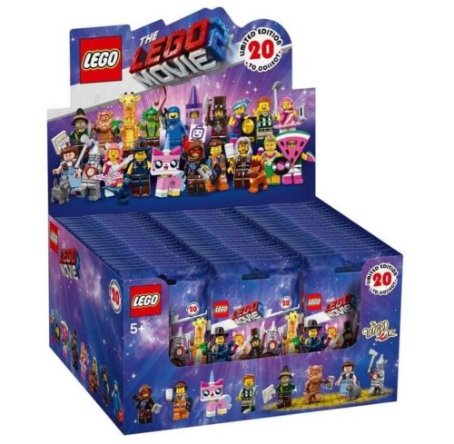 Wholesale The Lego MOVIE 2 Minifigures Box (60 pcs)