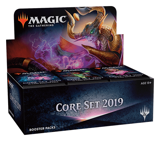 Wholesale Magic The Gathering Commander 2019 Booster Core Set