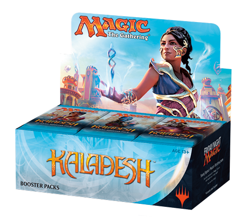 Wholesale Magic The Gathering - Kaladesh Trading Cards Box Packs