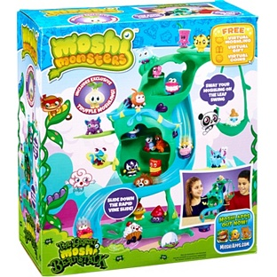 Wholesale Box of Moshi Monsters Beanstalk Toys Figures