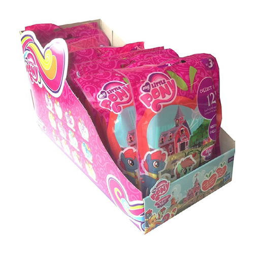 Wholesale Box of My Little Pony Blind Bag Figures Toys (12 pcs)