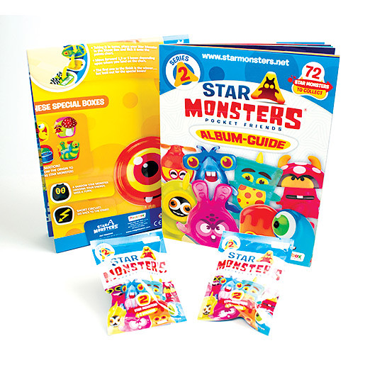 Wholesale Star Monsters Starter Pack Series 2