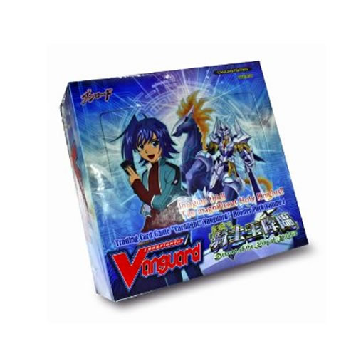 Cardfight Vanguard Descent of the King of Knights Boosters
