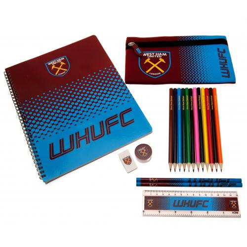 West Ham United F.C. Ultimate Stationery Set