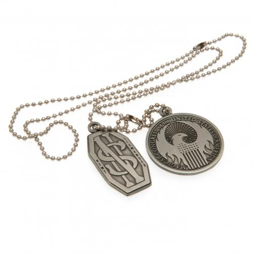 Fantastic Beasts Dog Tags