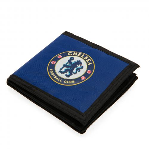Chelsea F.C. Canvas Wallet