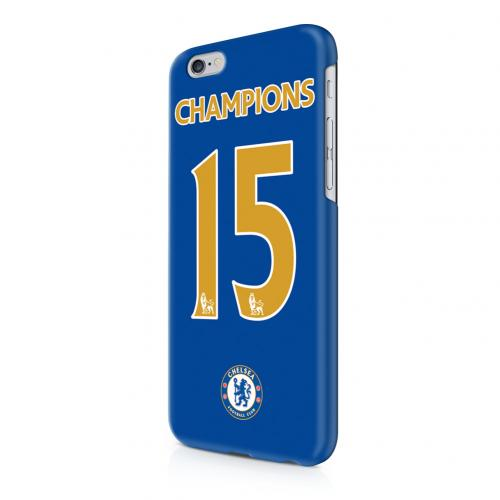 Chelsea F.C. iPhone 6 / 6S Hard Case Champions